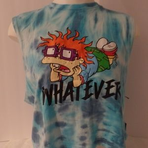Nickelodeon Rugrats Chuckie Finster Sleeveless